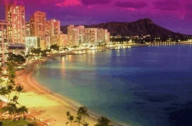 oahu-beach-night