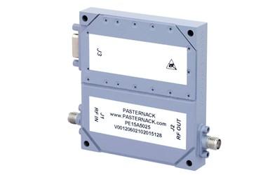 2 – 6 GHz GaN Power Amplifier: PE15A5025