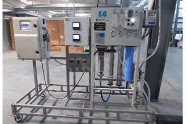 GE Water & Process Technologies RO system and TOC Analyzer.JPG