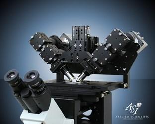 Dual Inverted Selective Plane Illumination Microscopy (diSPIM)