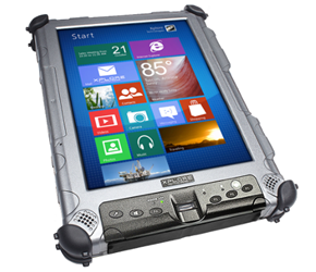 The XC6 DM & DML Ultra Rugged Industrial Tablet PCs