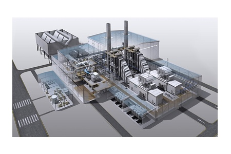 Siemens To Build A Turnkey Combined Heat And Power Plant In