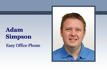 Adam Simpson, CEO of Easy Office Phone