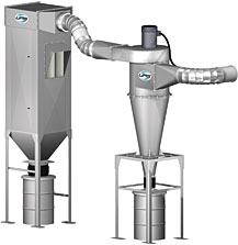 Cyclone Dust Collector C Series