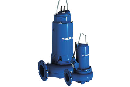 Submersible Sewage Pump Type ABS XFP 13-30 kW