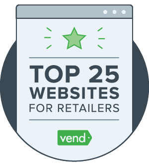 Top 25 Retail Award