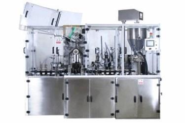 Production Tube Filling Equipment: PK 120 AL / PL / Combo Linear