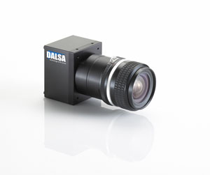 DALSA Adds GigE Vision-Compliant Model To Spyder 3 Camera Family