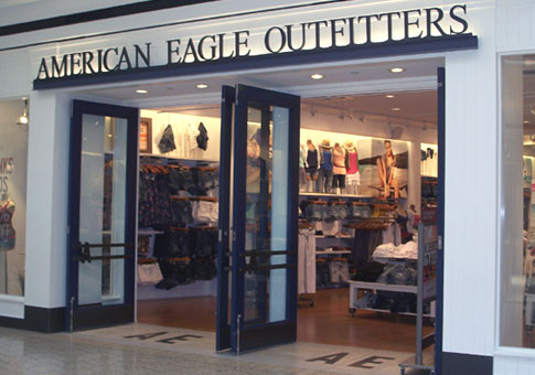 american eagle outfitters campaign study A case study in live marketing for american eagle outfitters by ymc, a creative  branding and marketing agency targeting youth and college students.