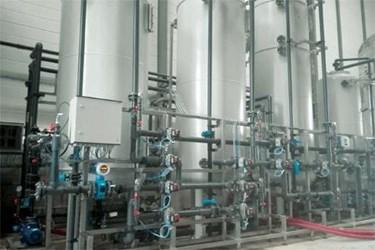Automatic Grape Must Demineralization Plant For Winery Lafazanis