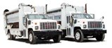(2) 1991 GMC Recyclers