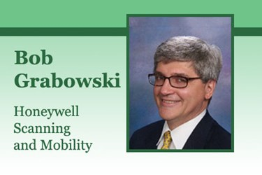 Bob Grabowski Honeywell Scanning and Mobility