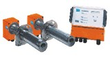Gas Velocity Monitors - FLOWSIC 100 Family