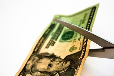 Scissors-Cutting-Money-Dollar