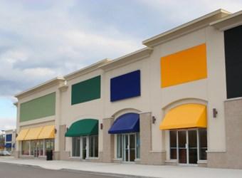 Store Sales Falling
