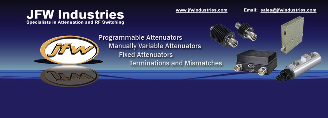 <B>Fixed Attenuators</b>