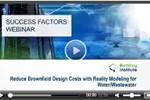 Tech Talk: Reducing Brownfield Design Costs Of Water And Wastewater Treatment Plants With Reality Modeling