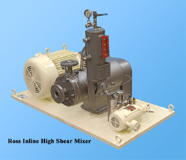 X-Series High Shear Mixer
