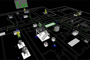 Process simulation is a computer representation of a unit operation, a single process train or an entire manufacturing plant. Because it is developed on a computer, you can quickly study process alternatives before risking capital expenditures. Our process simulation experts will work with you to construct an appropriate model, validate the model and conduct case studies. We provide training so you can use the model to enhance throughput, reduce costs, or study potential changes to your process.  CRB has no allegiance to any particular software package – we use the best commercially available tools for your application or develop custom tools if needed.  Chances are good that CRB has experience executing simulation projects for a process just like yours. Whether it is a quick capacity analysis, a de-bottlenecking study or a complete design for a new Greenfield manufacturing plant, CRB will build an efficient model to find the answers for your success!  Master Planning – Lower capital cost and operating costs by creating a dynamic model that represents your manufacturing process      Review your business plan and manufacturing objectives     Simulate each design scenario using your business plan as a guide     Produce a lean design and enable lean operations     Create faster and easier master plan updates as the market forecast changes  Facility Design - Evaluate process options to find the most economical plant design      Reduce Risk – Identify risk of under-performance and risk of overdesign     Improved Designs – Study many design alternatives in less time     Number and Size of Process and Support Equipment     Design Data Repository – Keep all design parameters in ONE place: the model     Staffing Requirements     Production Scheduling     Utility Capacity Design     Clean-in-Place (CIP)     Waste Handling System Design     Right-sizing of Staging Spaces  De-Bottlenecking - Find the most cost effective method to get more product from an existing facility      