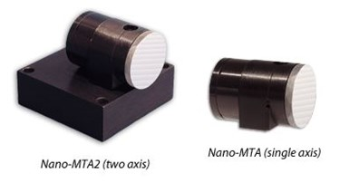 Piezoelectric Mirror Tip/Tilt Actuators: Nano-MTA Series