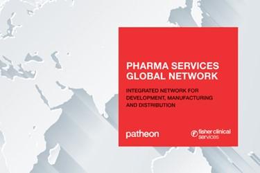 Patheon Pharma Services Global Network