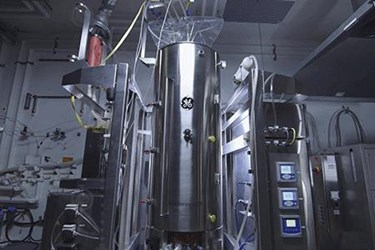 GE Bioreactor Platform