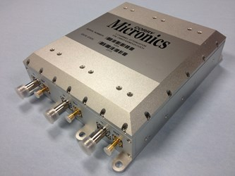 3-Channel LOW PIM Attenuator
