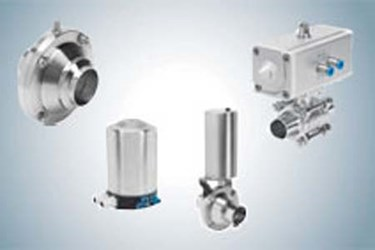 Sanitary Process Valves Assemblies