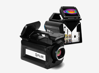 High-Performance MWIR InSb Camera: FLIR X8400sc