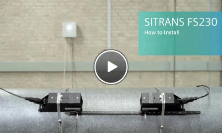 SITRANS FS230 Video Installation Guide