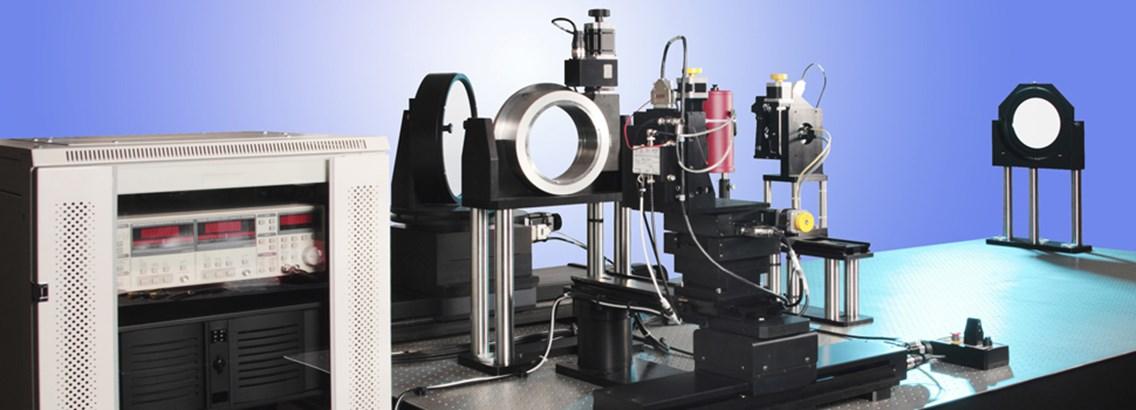 Infra-Red MTF System – Beam-Steering Type